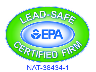 Krippner Painting and Krippner Inc are proud to be recognized by the EPA's Lead Safe Certified Firm program